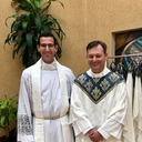 Behind the Scenes at the Ordination Mass photo album thumbnail 2